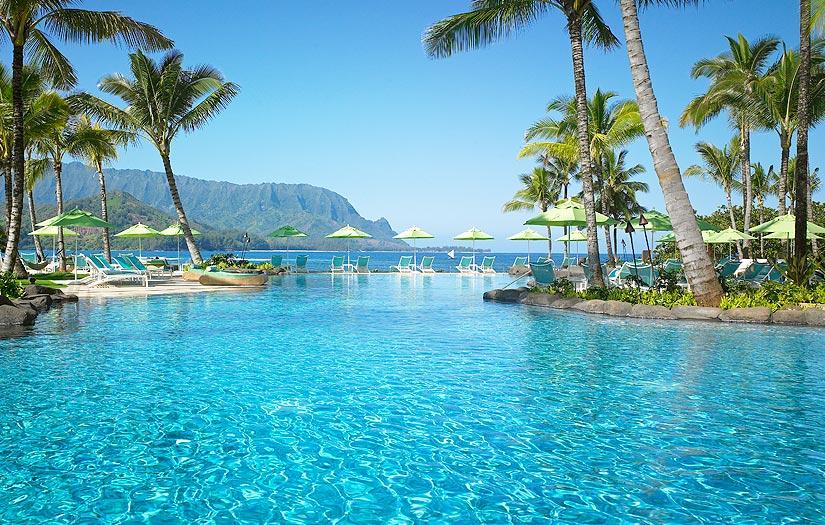 St Regis Princeville Resort Luxury Vacation Kauai