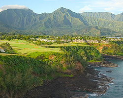 The Princeville Resort, Kauai Hawaii