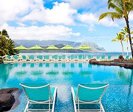 Luxury Stay at St. Regis Princeville Resort