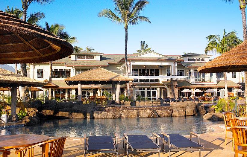 Westin princeville ocean resort villas kauai hawaii